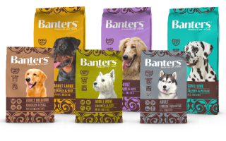 Banters – идеальный рацион для кошек и собак от ветеринарных экспертов на каждый день