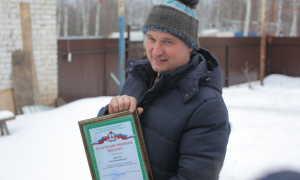 Акция по спасению лосей прошла в Нижнем Новгороде