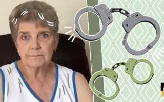 79-летнюю женщину приговорили к тюремному заключению за то, что она кормила бездомных кошек